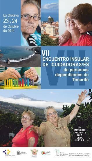VII Encuentro Insular de Cuidadoras/es de Personas Dependientes