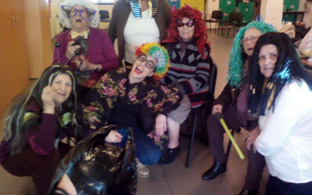 Carnavales en la UEC de Tegueste