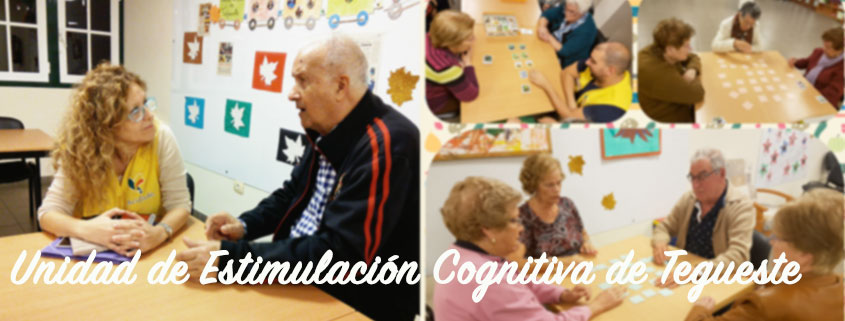 Unidades de Estimulación Cognitiva de Tegueste
