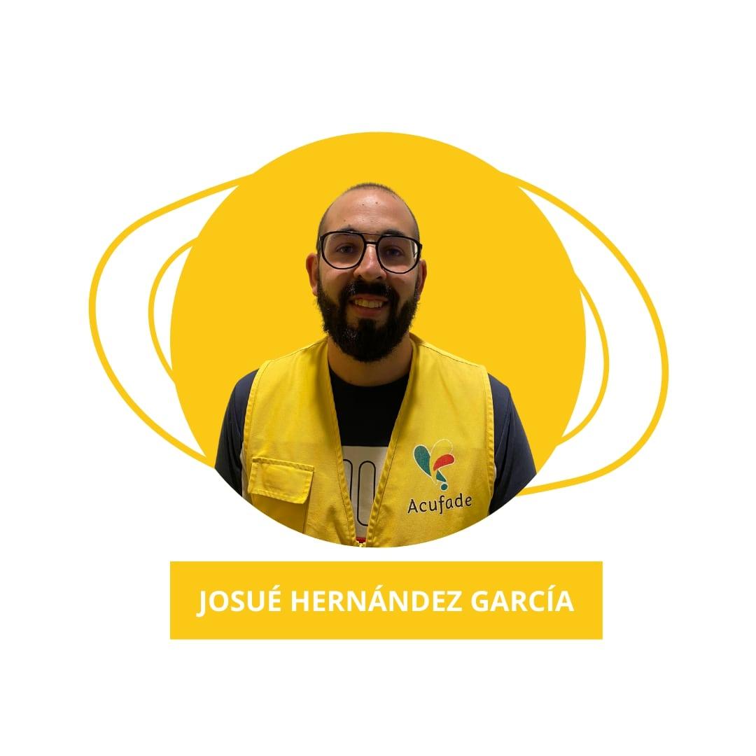 Coordinador del Centro Acufade Norte y Técnico en Integración Social